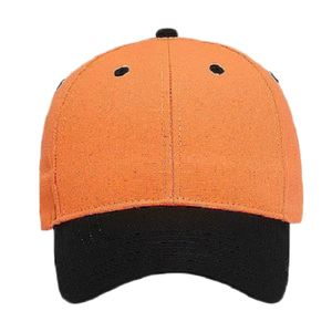 OTTO Neon Superior Polyester Canvas Six Panel Low Profile Baseball Cap Thumbnail
