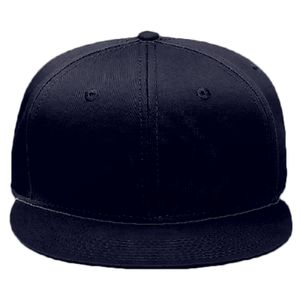 OTTO Superior Cotton Twill Round Flat Visor