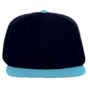 OTTO Wool Blend Twill Square Flat Visor