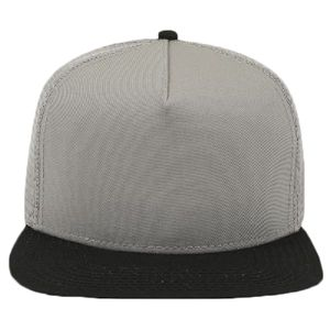 OTTO Superior Cotton Twill Square Flat Visor