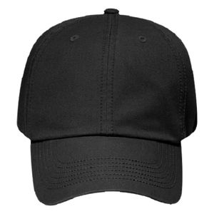 OTTO Garment Washed Superior Cotton Twill Six Panel Low Profile Dad Hat Thumbnail