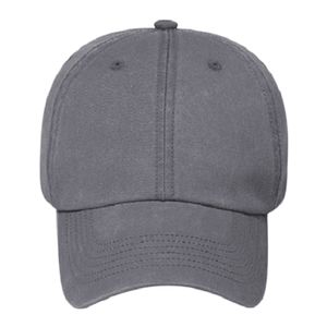 OTTO Garment Washed Pigment Dyed Cotton Twill Six Panel Low Profile Dad Hat Thumbnail