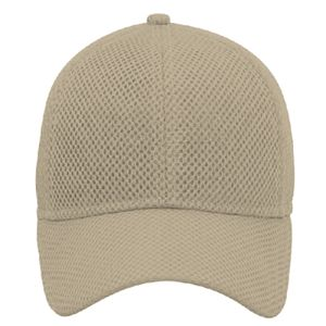 OTTO Polyester Air Mesh Six Panel Low Profile Baseball Cap Thumbnail