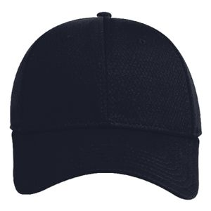 OTTO Cool Comfort Polyester Honeycomb Mesh w/ Anti-Odor Sweatband Six Panel Low Profile Baseball Cap Thumbnail