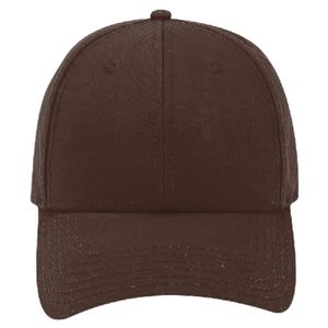 OTTO Superior Cotton Twill Six Panel Low Profile Baseball Cap Thumbnail