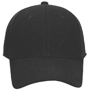 OTTO Cotton Pique Knit Six Panel Low Profile Baseball Cap Thumbnail
