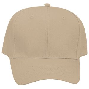 OTTO Promo Cotton Blend Twill Six Panel Pro Style Baseball Cap Thumbnail
