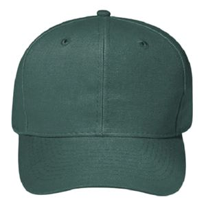 OTTO Garment Washed Superior Cotton Canvas Six Panel Pro Style Baseball Cap Thumbnail