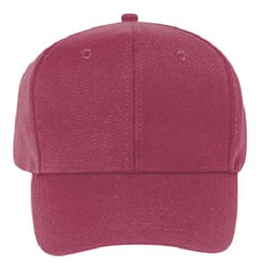 OTTO Wool Blend Twill Six Panel Pro Style Baseball Cap Thumbnail