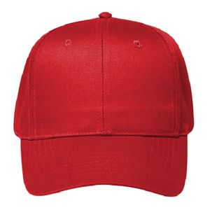 OTTO Cotton Twill Six Panel Pro Style Baseball Cap Thumbnail