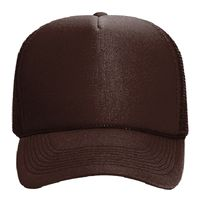 OTTO Polyester Foam Front Five Panel Pro Style Mesh Back Cap Thumbnail