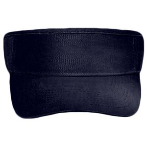 OTTO Brushed Bull Denim Sun Visor Thumbnail
