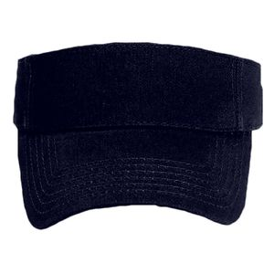 OTTO Ultra Fine Brushed Superior Cotton Twill Sun Visor Thumbnail