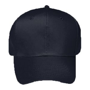 OTTO Cotton Blend Twill Youth Six Panel Pro Style Baseball Cap Thumbnail