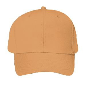 OTTO Wool Blend Twill Youth Six Panel Pro Style Baseball Cap Thumbnail