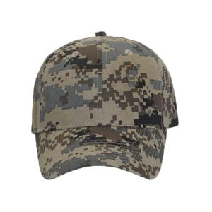 OTTO Digital Camouflage Cotton Blend Twill Six Panel Low Profile Baseball Cap Thumbnail