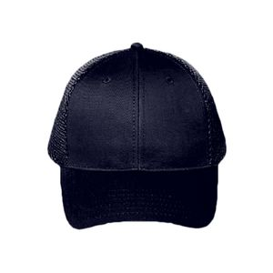 OTTO Superior Cotton Twill w/ Polyester Six Panel Low Profile Air Mesh Back Baseball Cap Thumbnail