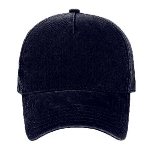 OTTO Garment Washed Superior Cotton Twill Five Panel Low Profile Dad Hat Thumbnail